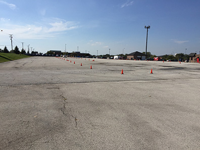 The Hard Brake Course - Tinley Park 2015