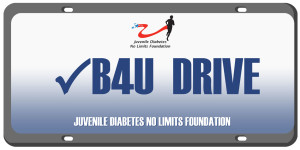 Check B4U Drive Program Logo